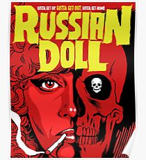 Die Puppe Poster