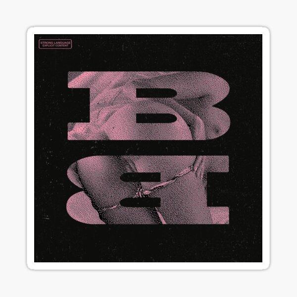 Booba bb  Sticker