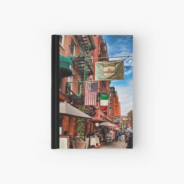 Little Italy, New York Hardcover Journal