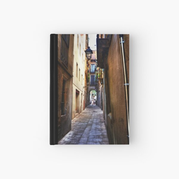 Archway Exit Hardcover Journal
