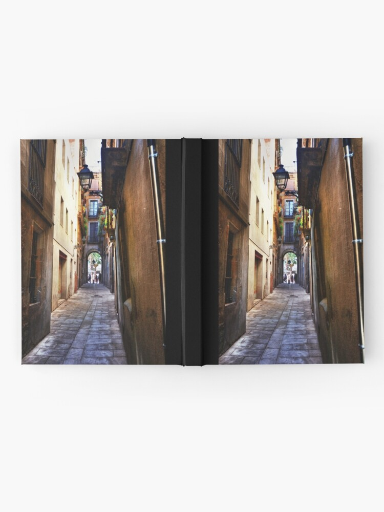 Alternate view of Archway Exit Hardcover Journal