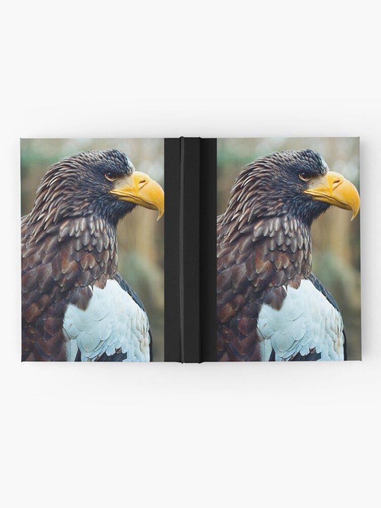 Alternate view of Steller's Sea Eagle Hardcover Journal