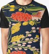 Farben jagen Grafik T-Shirt