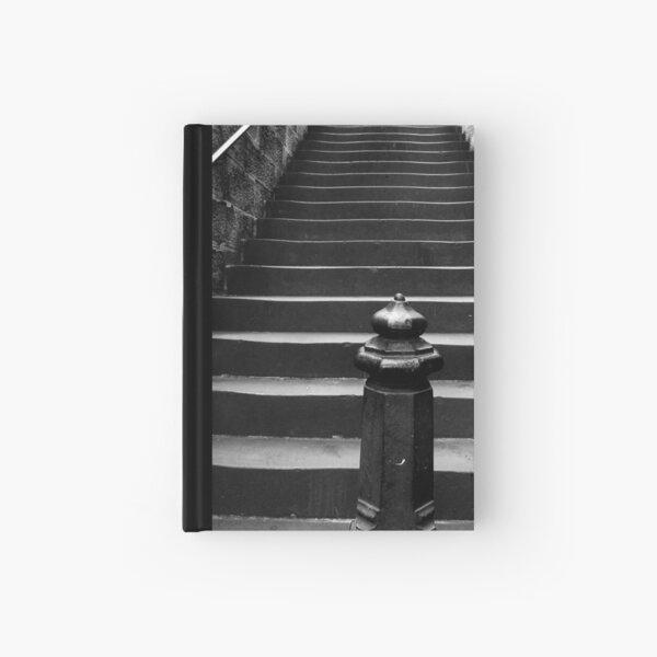 Old Steps Hardcover Journal