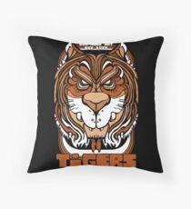 Tigerwappen - Originalfarben Bodenkissen