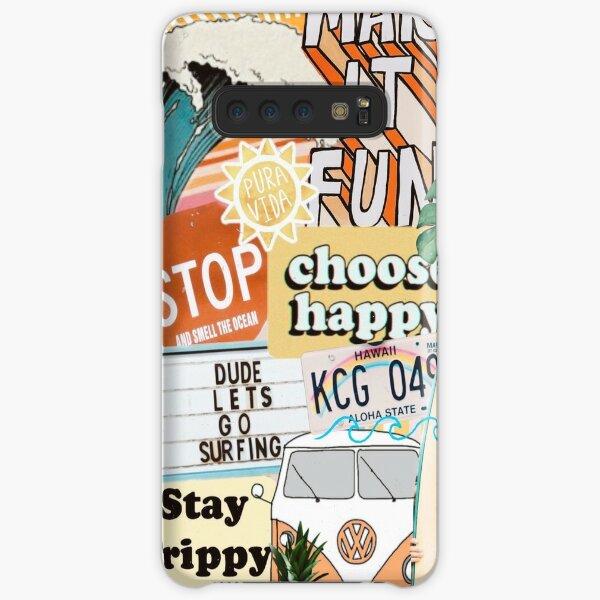 Summer Collage Samsung Galaxy Snap Case