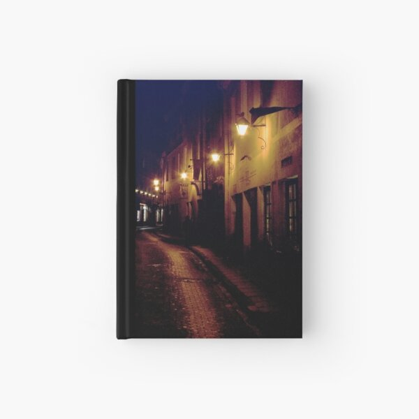 One way (My city) Hardcover Journal