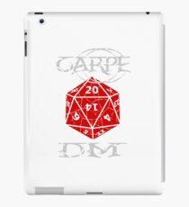Carpe DM iPad Case/Skin
