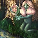 Green Lady by Fiona Denihan