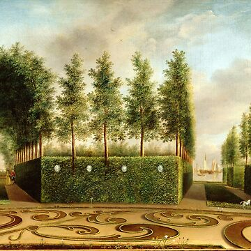 Johannes Janson A Formal Garden by pdgraphics