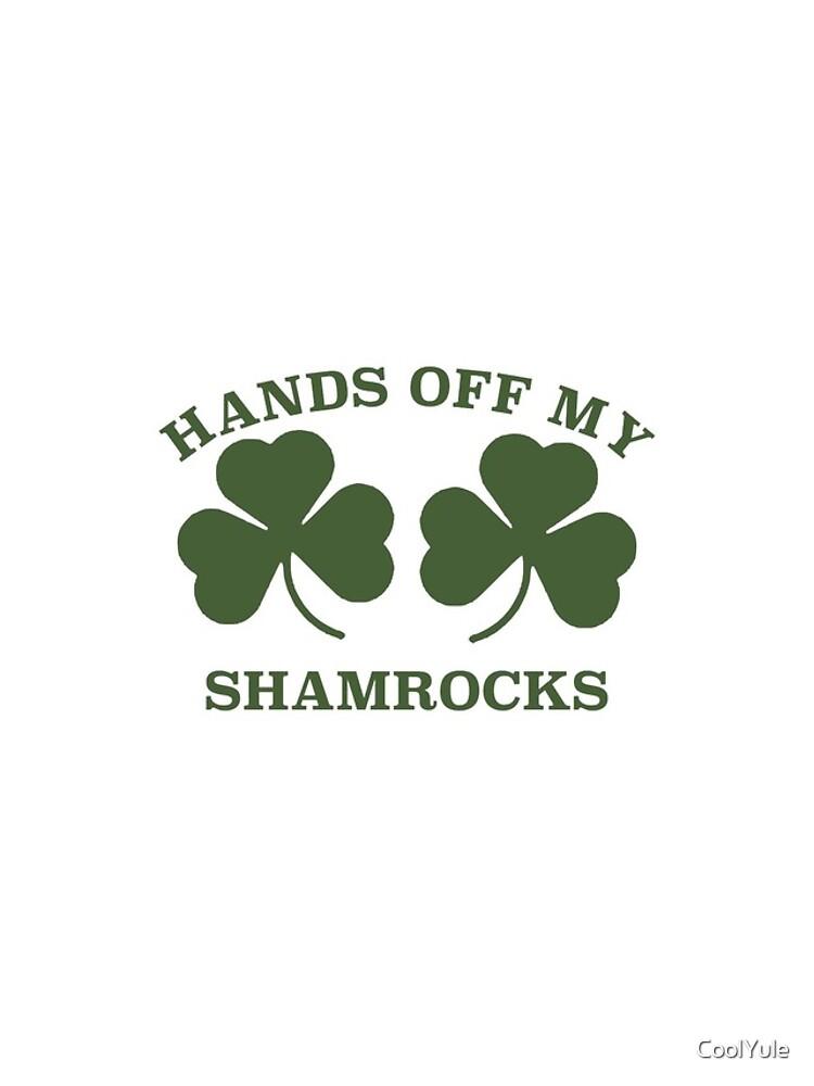 St Patrick's Day Shamrocks by CoolYule