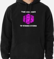 Dungeons & Dragons 20 sides to Every Story Pullover Hoodie