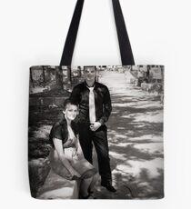Claudia & Daniel Tote Bag