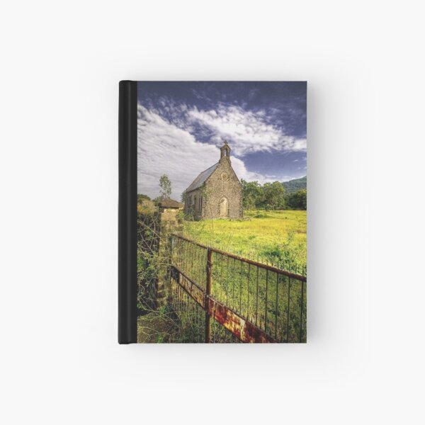 Abandoned....... Hardcover Journal
