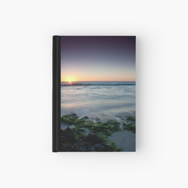Indian Sunset Hardcover Journal