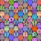 « Hippopotames étoilés » par Hippopottermiss