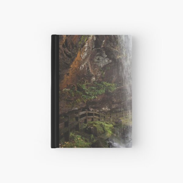 Path Under Dry Falls Hardcover Journal