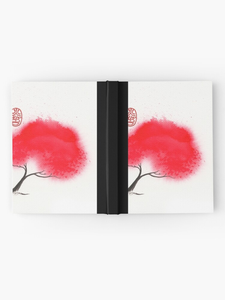 Alternate view of Flame Tree Hardcover Journal