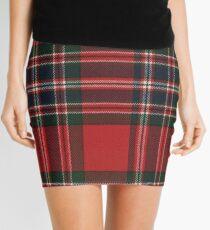 MacFarlane Tartan Mini Skirt