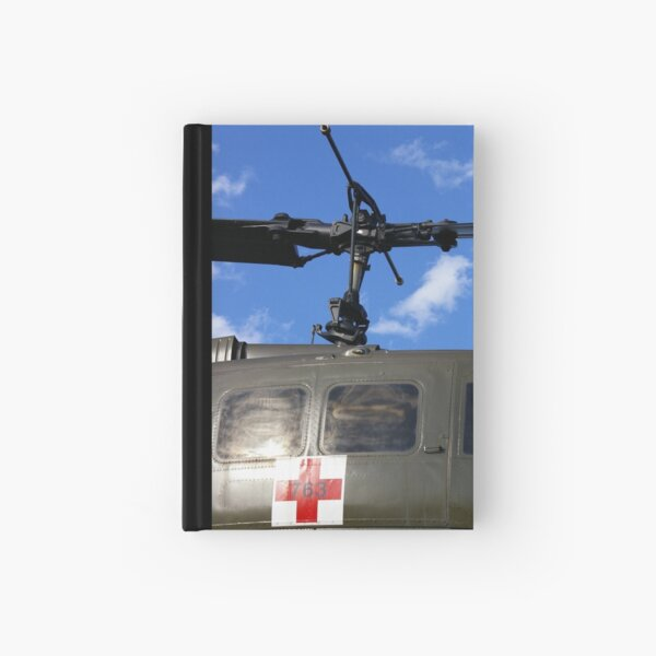 Vietnam Veteran Hardcover Journal
