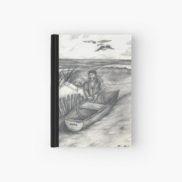 Ahab Hardcover Journal