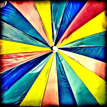Under My Umbrella by OneDayArt