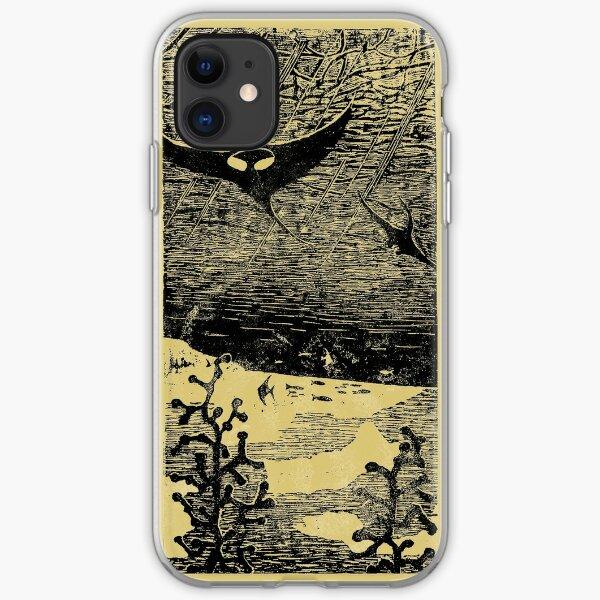 Conception de rayon de Manta Coque souple iPhone