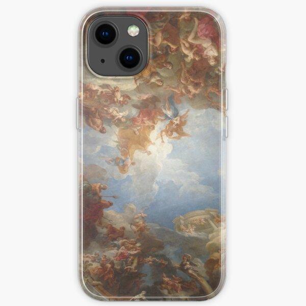 Versailles Ceiling Art iPhone Soft Case
