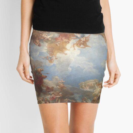 Versailles Ceiling Art Mini Skirt