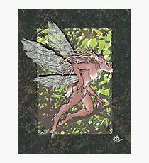 Deer Fae Photographic Print