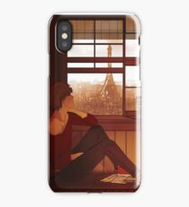 Enjolras iPhone Case/Skin
