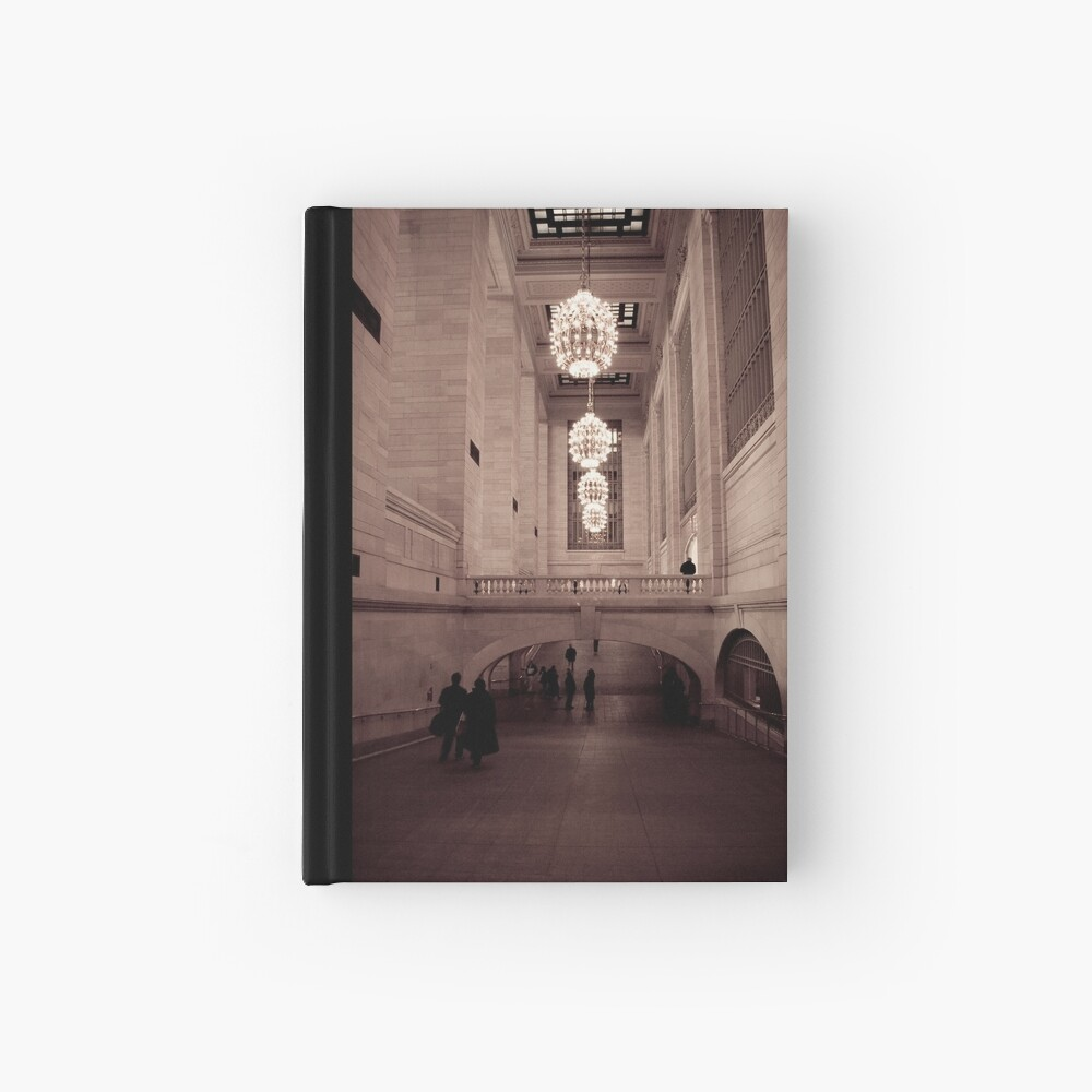 Grand Central Hardcover Journal