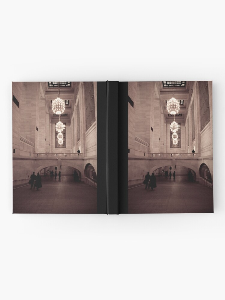 Alternate view of Grand Central Hardcover Journal