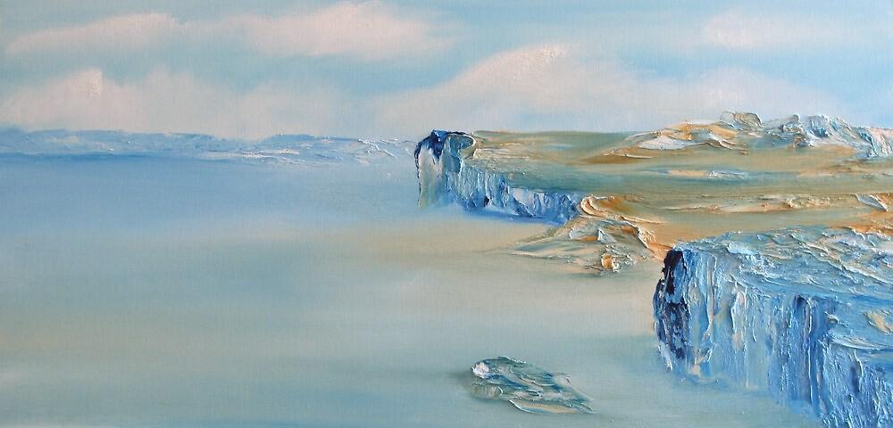 Sandbar by David Snider