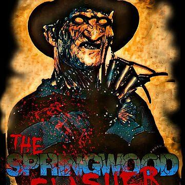 the Springwood Slasher by JTK667