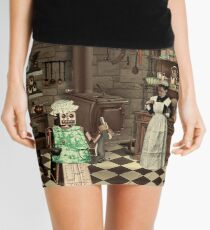 The New Cook Mini Skirt