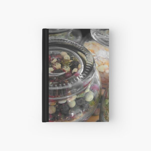 Herbs and spices 1 Hardcover Journal