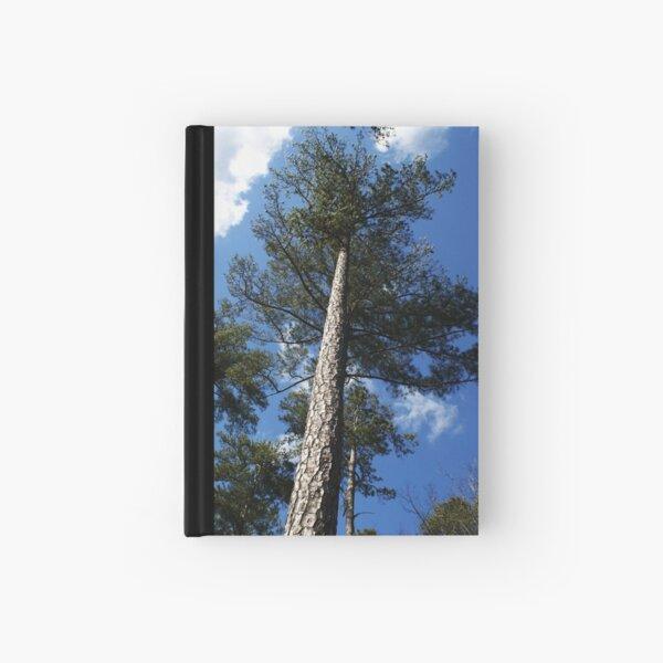 Georgia Pine Tree Hardcover Journal