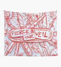 Pierce The Veil Misadventures (Wall Flag size) Wall Tapestry
