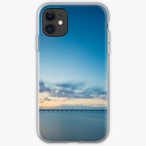 Shorncliffe Jetty iPhone Soft Case