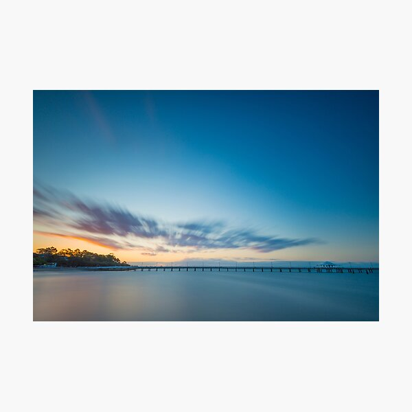 Shorncliffe Jetty Photographic Print