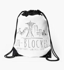 Con-Blocked 2019 Drawstring Bag