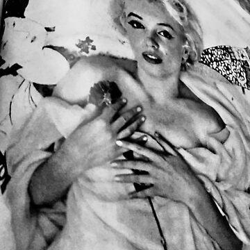 Marilyn Monroe in Harper's Bazaar by Jenniferkate72