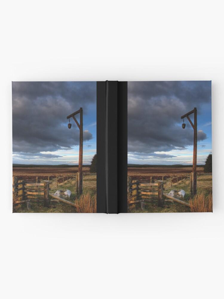 Alternate view of Winters Gibbert Hardcover Journal