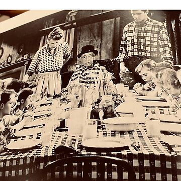 Ma and Pa Kettle with family by Jenniferkate72