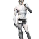 Michelangelo's David  by charlo19