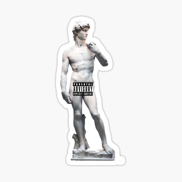 Michelangelo David  Sticker