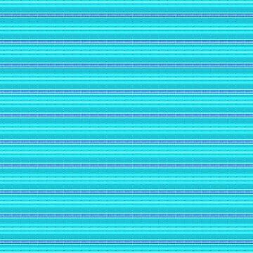 Stoner-Stripe-Aqua-Sunset von PageDesigns