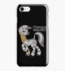 Zecora: Friendship is Magic iPhone Case/Skin