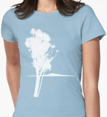 Rangi T inverse Womens Fitted T-Shirt